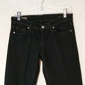 Citizens of humanity sz27 AVA #213 black jeans